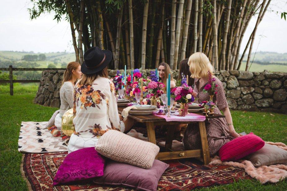 Boho-picnic - Image Credit Coco and Confetti